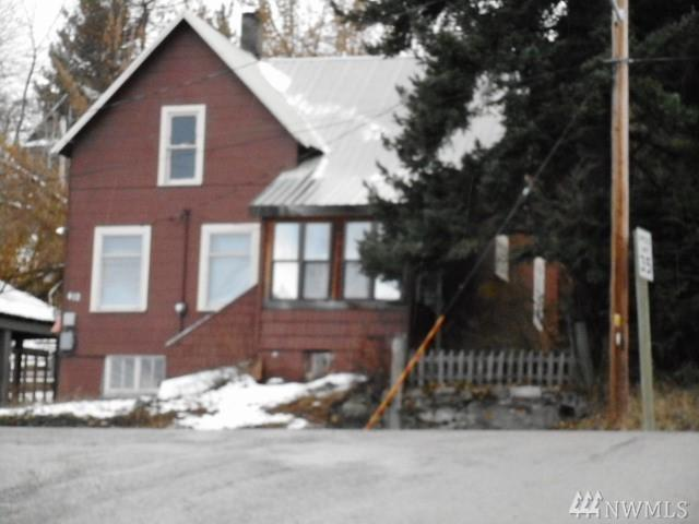 412 S 1st St, Roslyn, WA 98941 (#1248938) :: Homes on the Sound