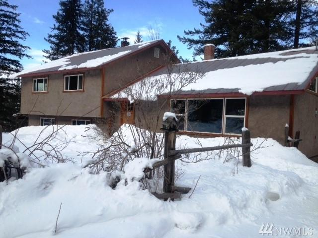 101 Twisp River Rd, Twisp, WA 98856 (#1248962) :: Keller Williams - Shook Home Group