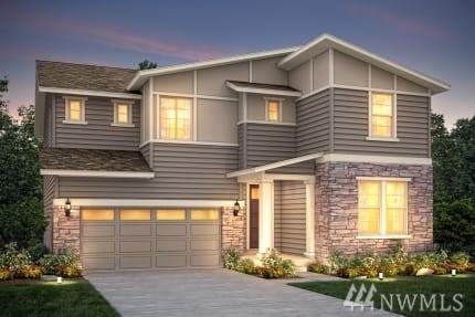 329 Vaughan (Lot 51) Blvd NE, North Bend, WA 98045 (#1251512) :: The DiBello Real Estate Group