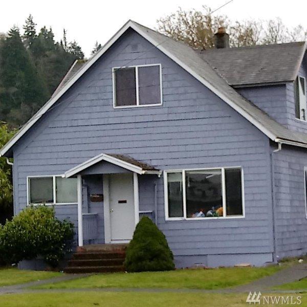 909 E 2nd St, Aberdeen, WA 98520 (#1258347) :: Keller Williams - Shook Home Group