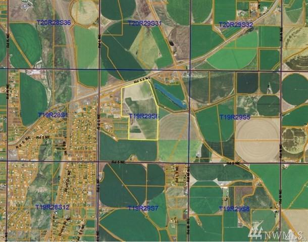 0 Road 5.6 NE, Moses Lake, WA 98837 (#1263377) :: The Robert Ott Group