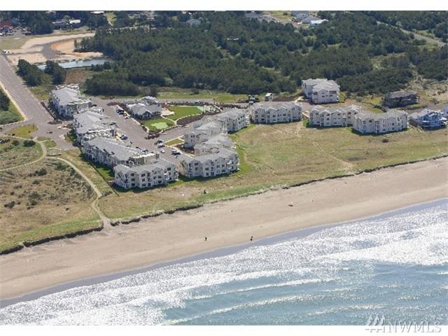 1600 W Ocean Ave #614, Westport, WA 98595 (#1265461) :: The Robert Ott Group