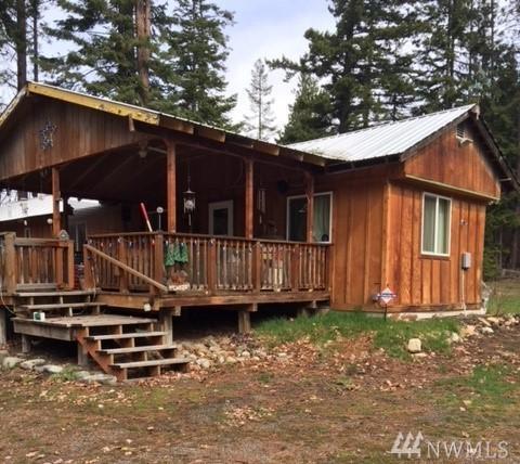 8771 Sr 903, Ronald, WA 98940 (#1277511) :: Coldwell Banker Kittitas Valley Realty