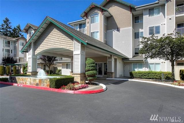 13301 SE 79th Place A208, Newcastle, WA 98059 (#1279665) :: Kwasi Bowie and Associates
