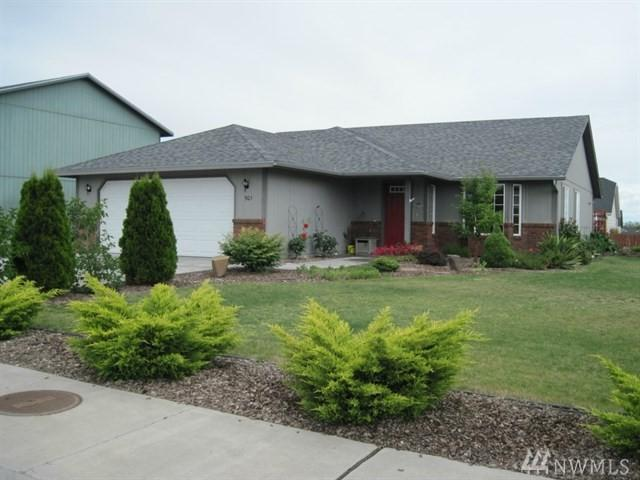 501 N Monarch St, Moses Lake, WA 98837 (#1283327) :: Real Estate Solutions Group