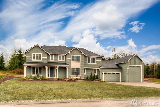 16514 63rd (Lot 1) Ave NW, Stanwood, WA 98292 (#1284430) :: Morris Real Estate Group