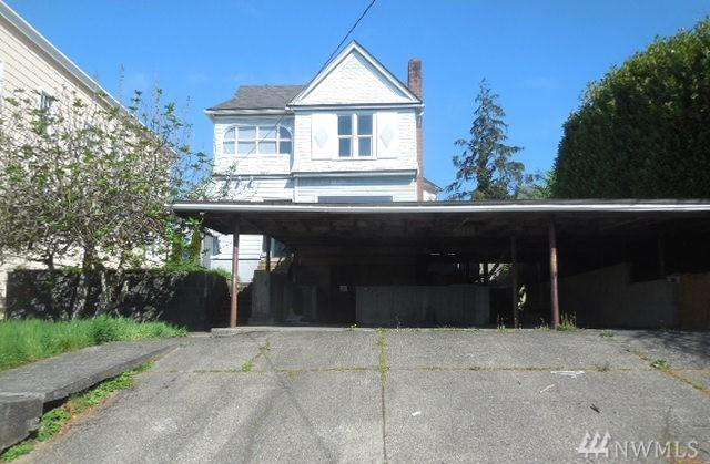 212 E 5th St, Aberdeen, WA 98520 (#1291508) :: Homes on the Sound