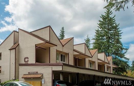 14636 NE 45th St C3, Bellevue, WA 98007 (#1293904) :: The DiBello Real Estate Group