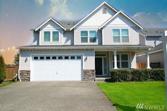 1311 180th St Ct E, Spanaway, WA 98387 (#1295777) :: Crutcher Dennis - My Puget Sound Homes