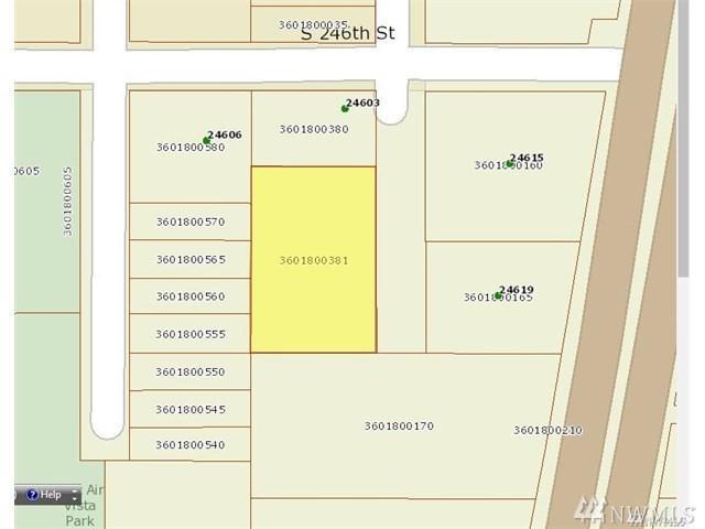 0 S 246TH St, Kent, WA 98032 (#1296953) :: Icon Real Estate Group