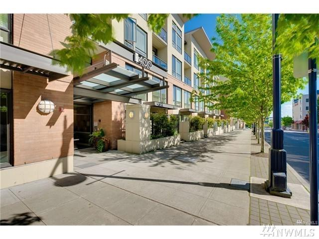 400 Washington Ave #415, Bremerton, WA 98337 (#1297904) :: Ben Kinney Real Estate Team