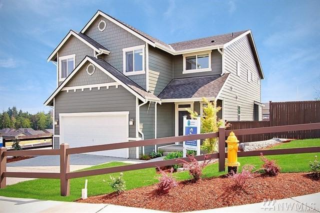 8318 74th (Lot #40 Div. 4) St NE, Marysville, WA 98270 (#1299761) :: Real Estate Solutions Group