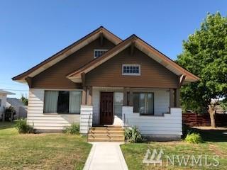 503 E 1st Ave, Odessa, WA 99159 (#1305294) :: Homes on the Sound