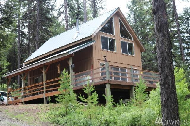 4 Lost Lake Road, Tonasket, WA 98855 (#1309743) :: Real Estate Solutions Group