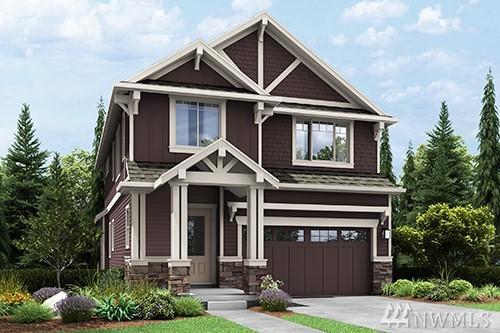 472 6th (Lot 63) Lane NE, Issaquah, WA 98029 (#1309867) :: Homes on the Sound