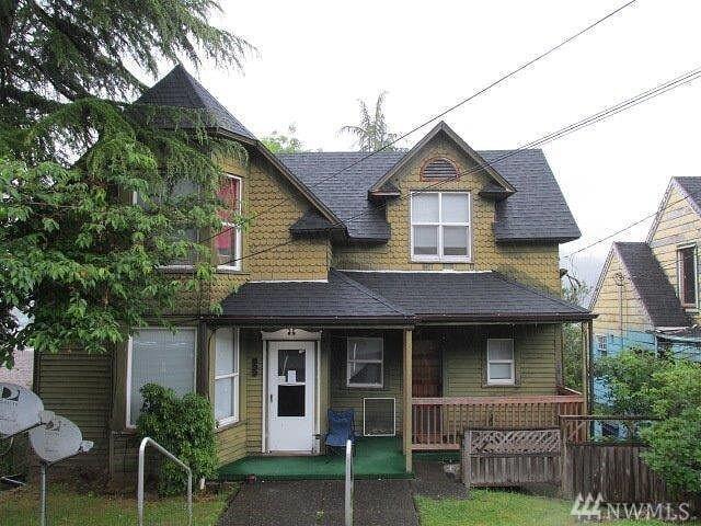822 Terrace Ave, Aberdeen, WA 98520 (#1310521) :: Alchemy Real Estate