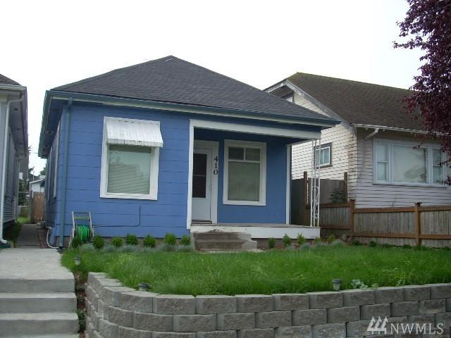 410 S 35th St, Tacoma, WA 98418 (#1311841) :: Real Estate Solutions Group