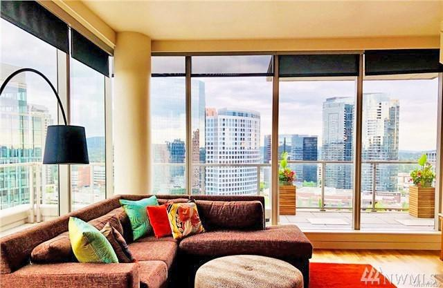 10610 NE 9th Place #2309, Bellevue, WA 98004 (#1315132) :: Real Estate Solutions Group