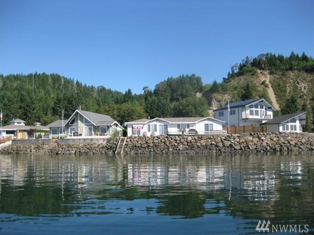 110 NE Bel Aire Dr, Belfair, WA 98528 (#1315862) :: Homes on the Sound