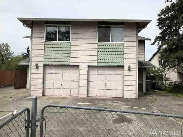 143 To 145 138th St E, Tacoma, WA 98445 (#1316177) :: Tribeca NW Real Estate
