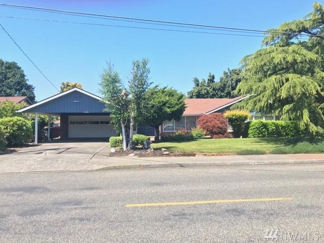 1690 SW Snively Ave, Chehalis, WA 98532 (#1319162) :: Homes on the Sound