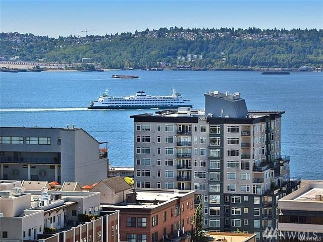 2720 3rd Ave #406, Seattle, WA 98121 (#1328822) :: The Vija Group - Keller Williams Realty