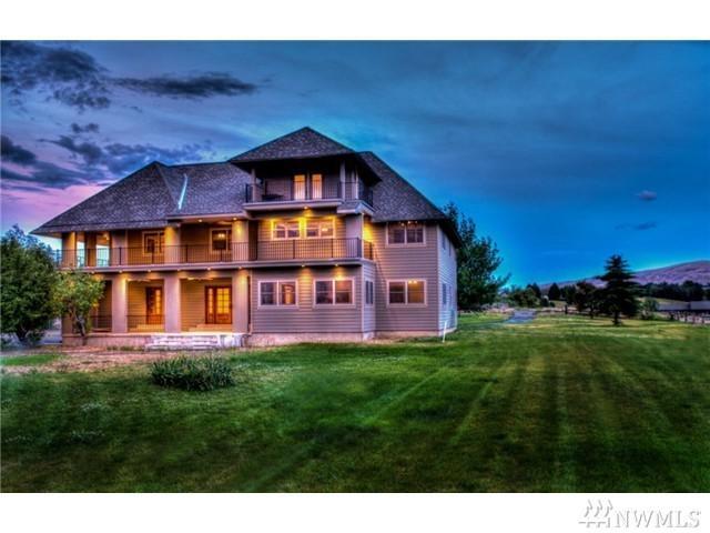 1421 Emerson Road, Ellensburg, WA 98926 (#1333000) :: Real Estate Solutions Group