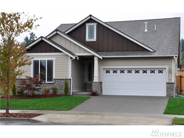609 Maggee St SE, Lacey, WA 98513 (#1333255) :: Homes on the Sound