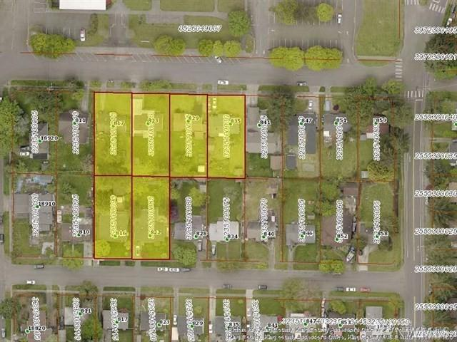 0 NE 189th & Ne 190th St, Shoreline, WA 98155 (#1344964) :: Real Estate Solutions Group