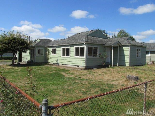 101 N Tilden, Aberdeen, WA 98520 (#1352693) :: Homes on the Sound