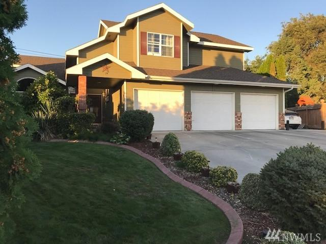 1603 Baron Place, Moses Lake, WA 98837 (#1358463) :: Homes on the Sound