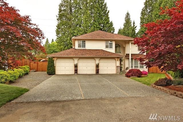 14712 64th Ave SE, Snohomish, WA 98296 (#1360229) :: Homes on the Sound