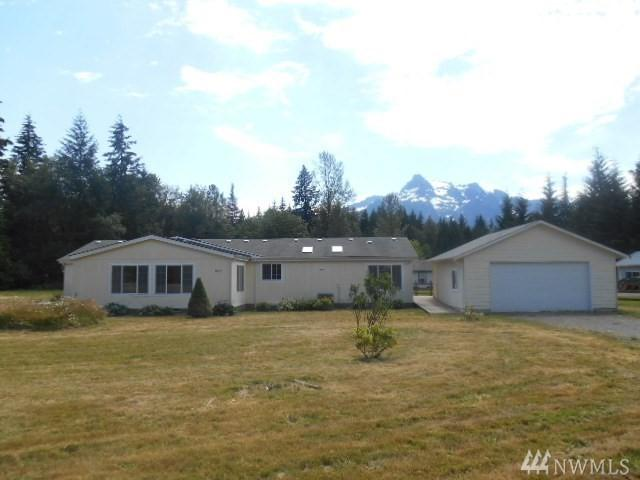 46606 Giles Rd, Darrington, WA 98241 (#1360467) :: Crutcher Dennis - My Puget Sound Homes