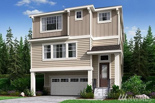 22324 SE 43rd (Lot 4) Place, Sammamish, WA 98029 (#1368760) :: The DiBello Real Estate Group