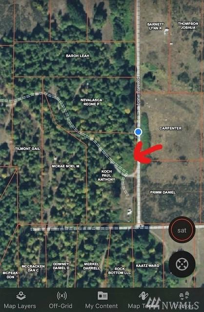 0-LOT D6 Us Hwy. 12, Randle, WA 98377 (#1369238) :: Crutcher Dennis - My Puget Sound Homes