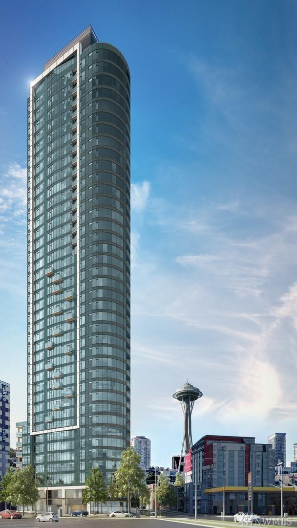 600 Wall St #501, Seattle, WA 98121 (#1371439) :: The DiBello Real Estate Group