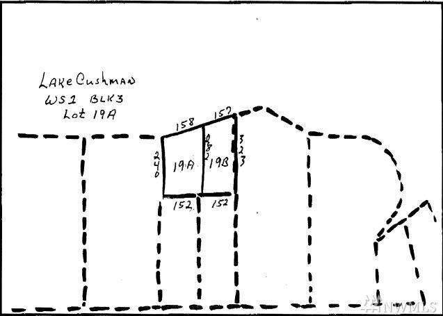 0-Lot 19A Lake Cushman Ridge Road, Hoodsport, WA 98548 (#1372270) :: The Home Experience Group Powered by Keller Williams