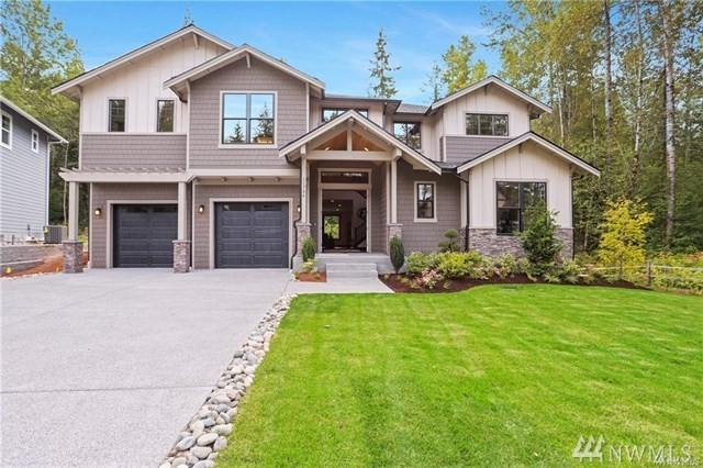 11703 214th Place Se (Lot 1), Snohomish, WA 98296 (#1384427) :: Real Estate Solutions Group