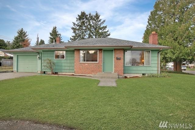 5124 S Pine St, Tacoma, WA 98409 (#1387193) :: Real Estate Solutions Group