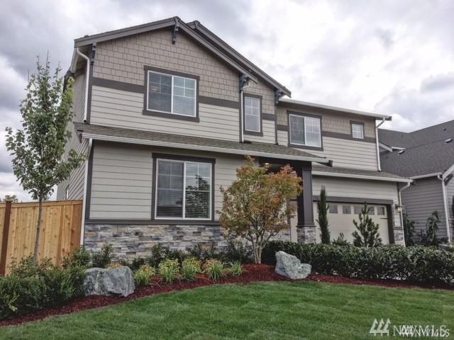 25616 SE 206(Lot 137) Place SE, Covington, WA 98042 (#1387817) :: Keller Williams Everett