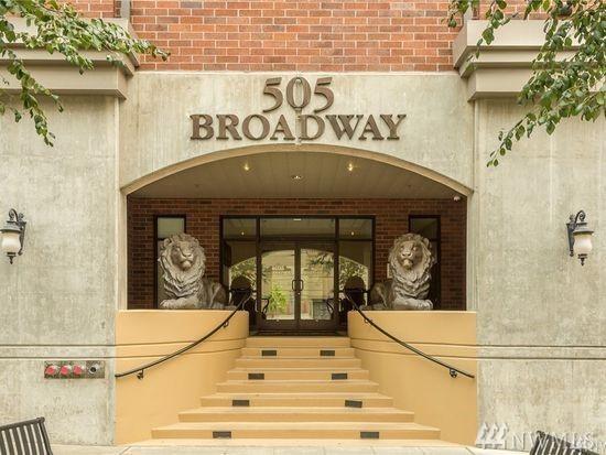 505 Broadway #403, Tacoma, WA 98402 (#1387873) :: Keller Williams Realty