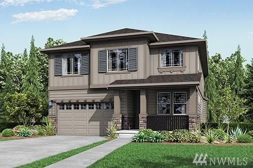 917 SE Symmons (Lot 3) Place, North Bend, WA 98045 (#1390089) :: Costello Team
