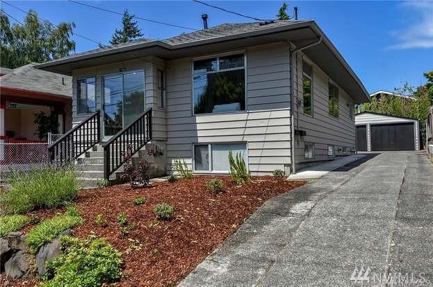1706 N 50th St, Seattle, WA 98103 (#1392430) :: Kimberly Gartland Group