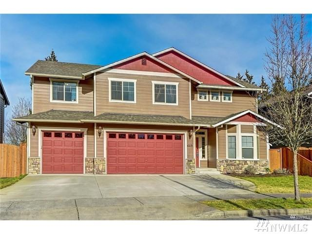 4219 189th Place NE, Arlington, WA 98223 (#1398391) :: Homes on the Sound