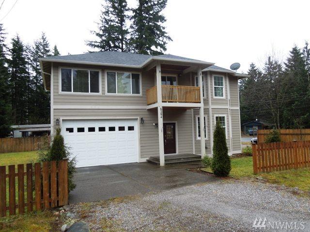 6284 Oak Ct, Maple Falls, WA 98266 (#1405905) :: Homes on the Sound
