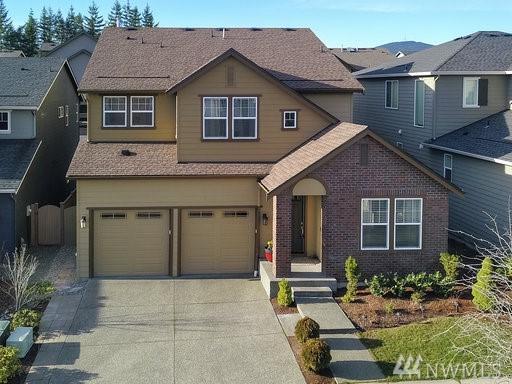 9303 Nye Ave SE, Snoqualmie, WA 98065 (#1406415) :: NW Homeseekers