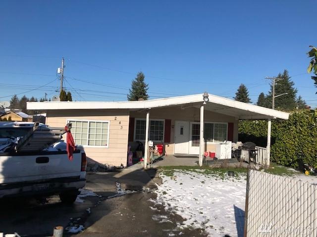 243 E 61st St, Tacoma, WA 98404 (#1408760) :: KW North Seattle