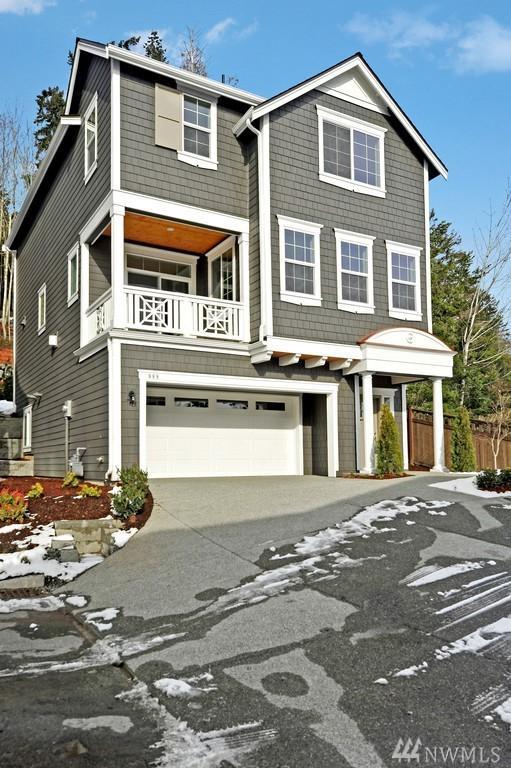888 224th (Lot 22) Ave NE, Sammamish, WA 98074 (#1409665) :: The Kendra Todd Group at Keller Williams