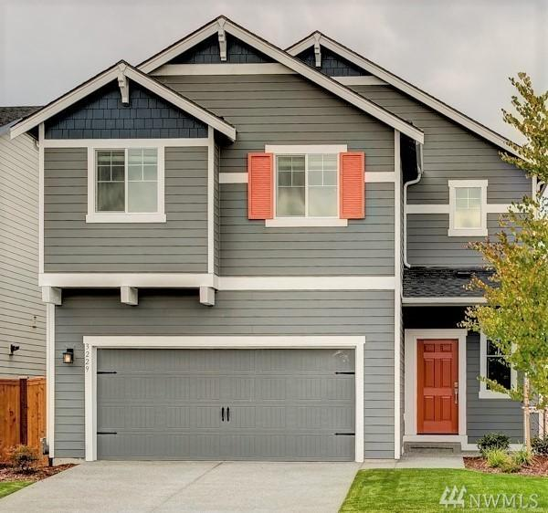 3104 Gladiator St NE #38, Lacey, WA 98516 (#1409677) :: Homes on the Sound