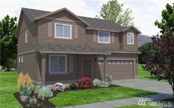 1339 E Brecken Dr, Moses Lake, WA 98837 (#1410940) :: KW North Seattle
